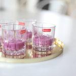 Spiegelau glas och smoothie som hjälper mot celluliter och som ger mättnad