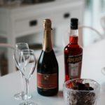 En fredagsdrink med Aperol spritz